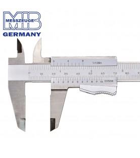 200mm Vernier caliper with auto lock ΙΝΟΧ MIB 01001015