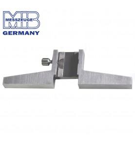 100x8mm Depth measuring base MIB 01001014