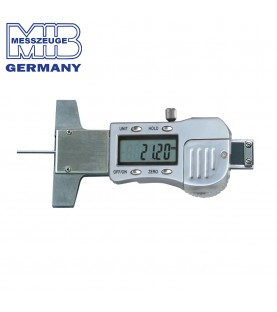 30mm Digital depth caliper with rod MIB 02026000