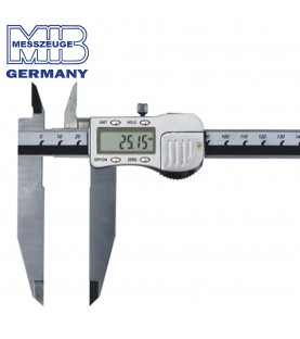 200mm Digital caliper with long jaws MIB 02026053