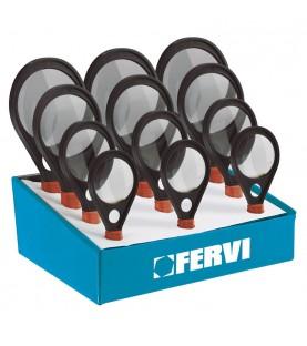 Crystal lens set 12pcs FERVI 0659