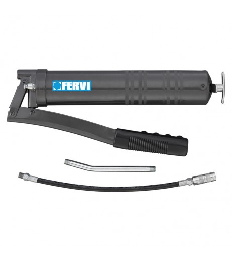 500cc Hand operated lever grease gun FERVI 0677/500