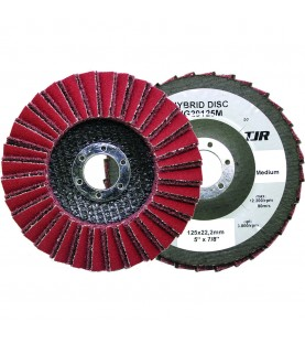 125mm Hybrid Disc for Cleaning the Welding