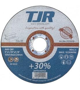 125x1x22,2mm Cutting disc IΝΟΧ SPEED DISC LINE TJR 3125010