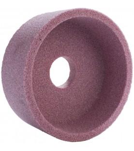 125x50x32mm Pink straight Cup Wheel Grit 60 TJR 312550322