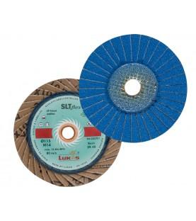 SLTflex 125mm ΖΚS60 Lamellar Flap Discs LUKAS 1198060