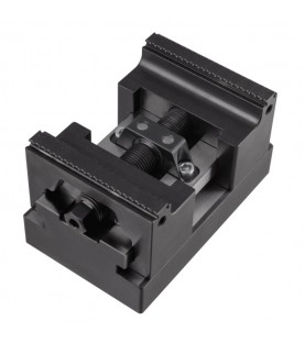 75mm Centric clamping vice with clamping range 175mm for 5-AXIS ring