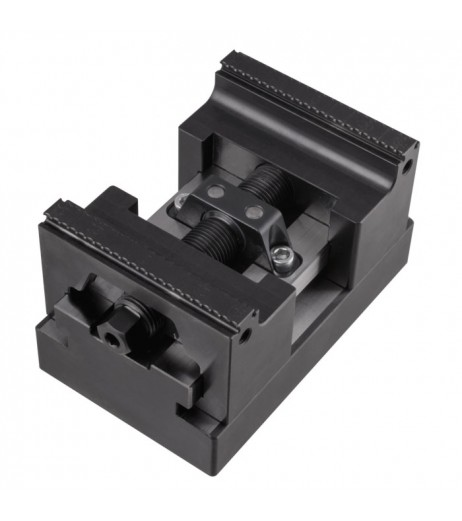 125mm Centric clamping vice with clamping range 150mm for 5-AXIS ring