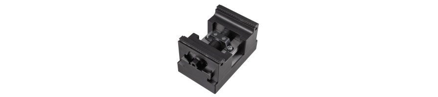 Centric clamping vices