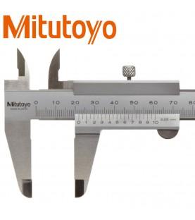 150mm (0,05mm) Caliper gauge locking screw on top MITUTOYO 530-104