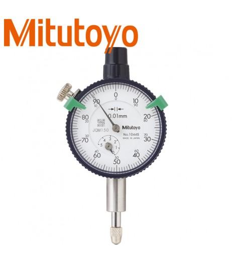 Dial Indicator 0,01mm reading, range 5mm, 40mm diameter