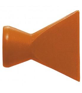 """25mm Flat nozzle 1/4"""" (2 pcs.)"""