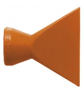 """32mm Flat nozzle 1/4"""" (2 pcs.)"""