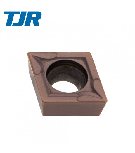 CCMT09T304 LF6018 Carbide turning insert for stainless steel
