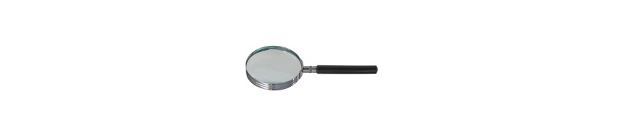 5.7 Reading magnifier and microscopes