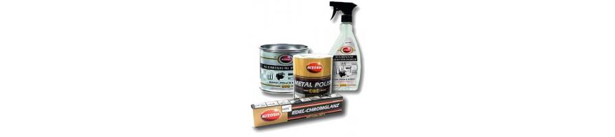 1.5 Polishing Pastes & Chemicals