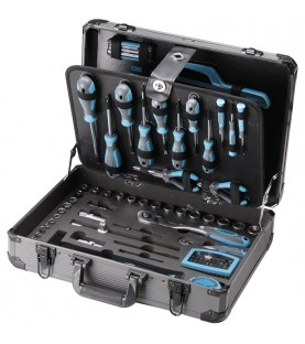 Tool Box with Accessories FERVI 0110