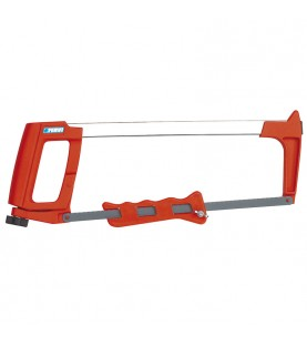 Hacksaw frame with aluminum alloy handle FERVI 0226