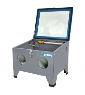 Bench Sandblast Cabinet FERVI 0580