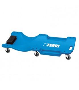 Plastic creeper FERVI 0645/CP