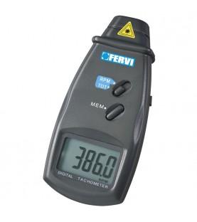 Photo type digital tachometer FERVI C067