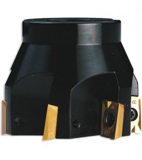 100mm Face milling cutter FERVI F302/100