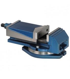 125mm Milling machine vice with 360° swivel base FERVI M023/125