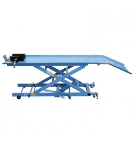 Hydraulic motorcycle lift table FERVI S008/M