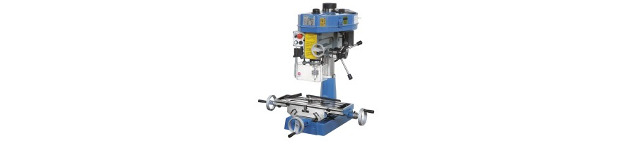 2.9 Stationary Milliing Machines