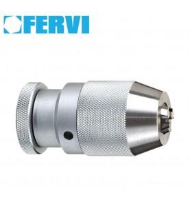 1-20mm High precision 3 jaws keyless drill chuck FERVI M051/20