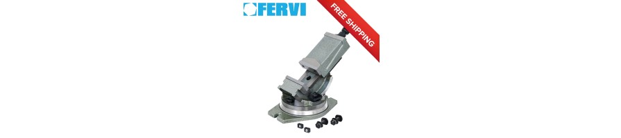 Milling machine vices