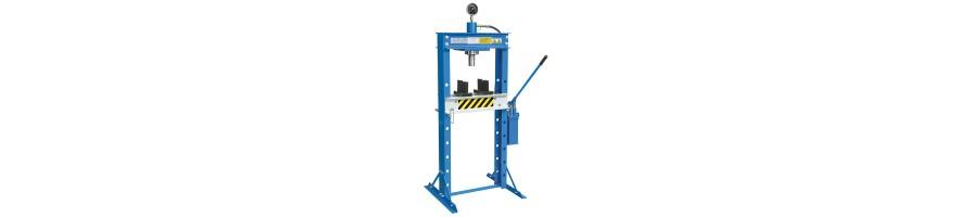 2.11 Hydraulic shop press