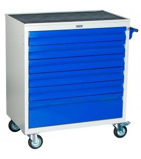 870x820x450mm 6 Drawers Roller Cabinet WDS-6