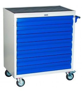 870x80x450mm 7 Drawers Roller Cabinet WDS-7