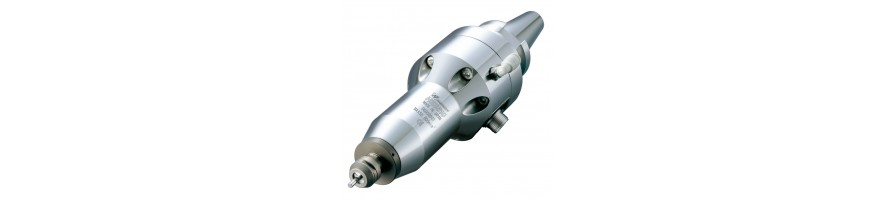 2.4 High Speed Milling Heads